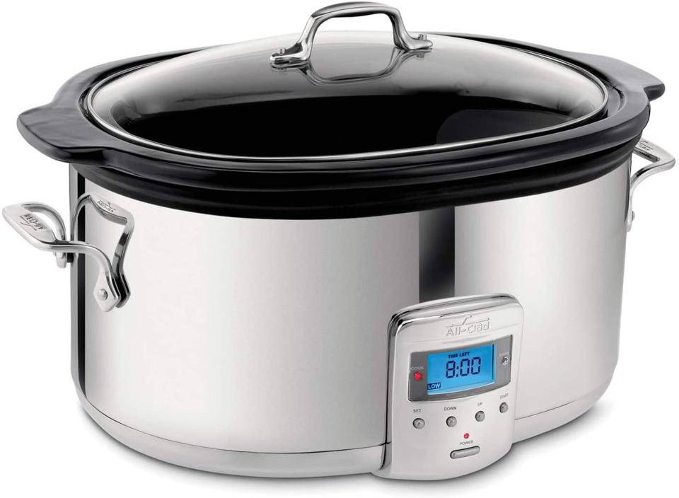 All-Clad SD700450 Programmable Oval-Shaped Slow Cooker