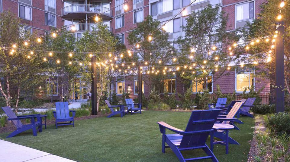 Halstead Station brings 408 apartments right on the Metro North trainline