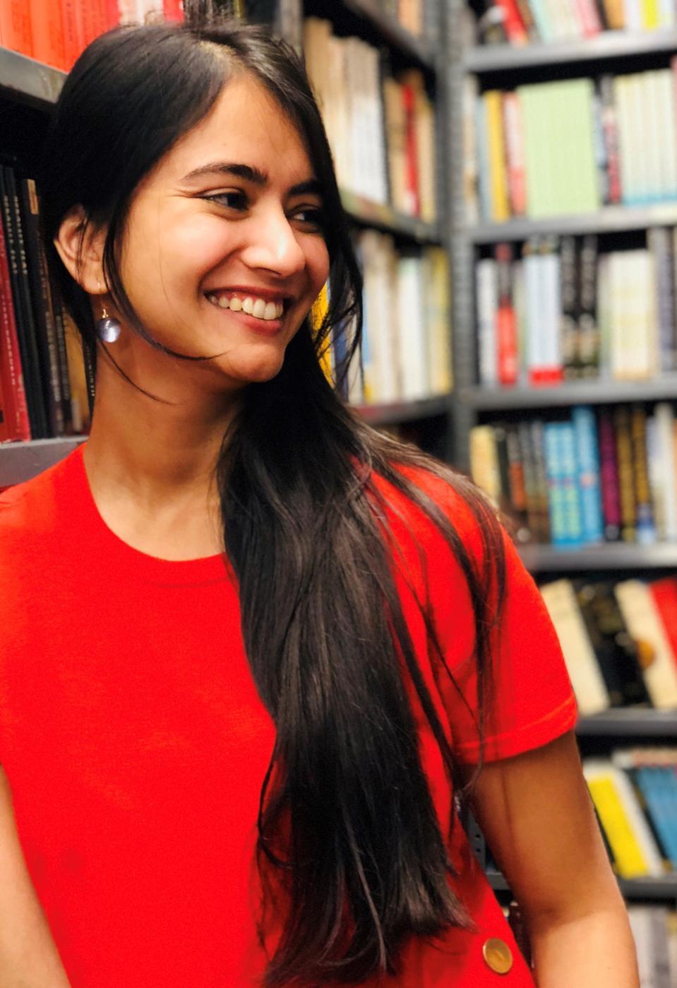 Akhila Satish, CEO of Meseekna