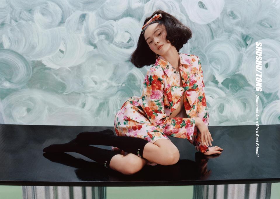 SHUSHU/TONG SS21 Campaign Zeng Wu