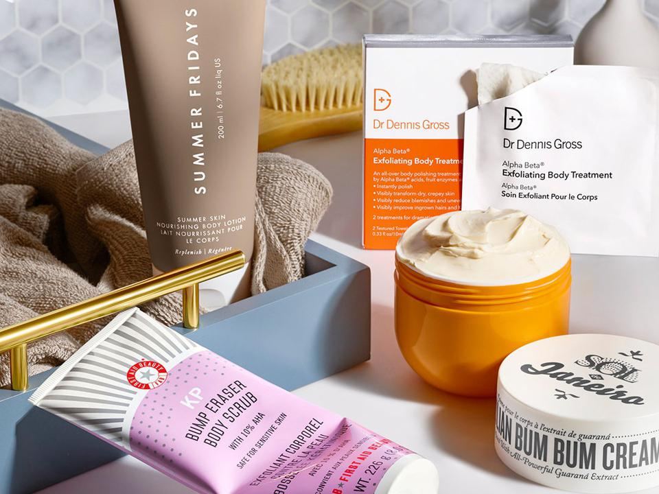 Best sales online: Sephora skincare products on bathroom counter