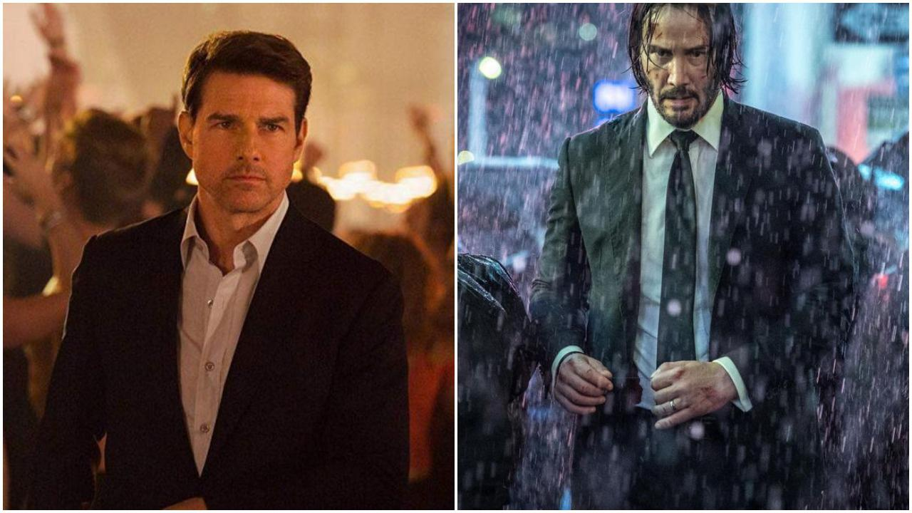Mission: Impossible - Fallout and John Wick: Chapter 3