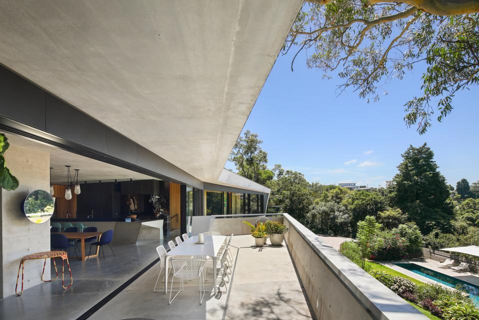 Visionary Home, Serene Estate That Feels Part of the Australian Landscape