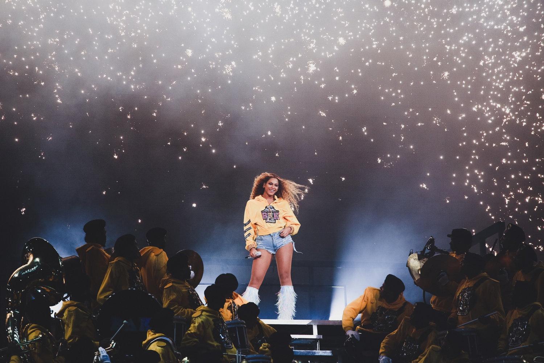 Beyonce.  Coachella 2018.