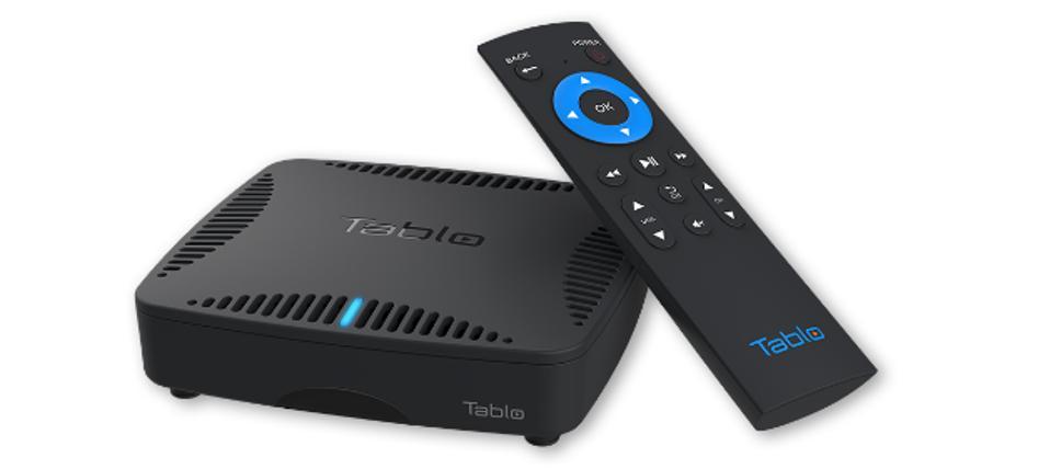 Tablo's latest model works like a traditional DVR
