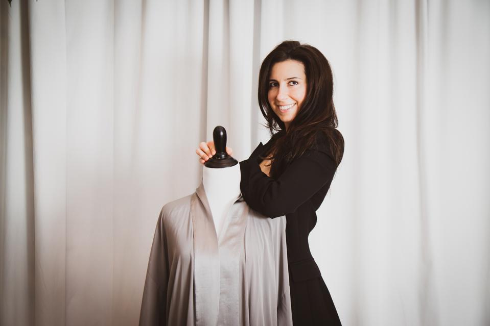 Luxxie Boston CEO and Co-founder Stefanie Mnayarji