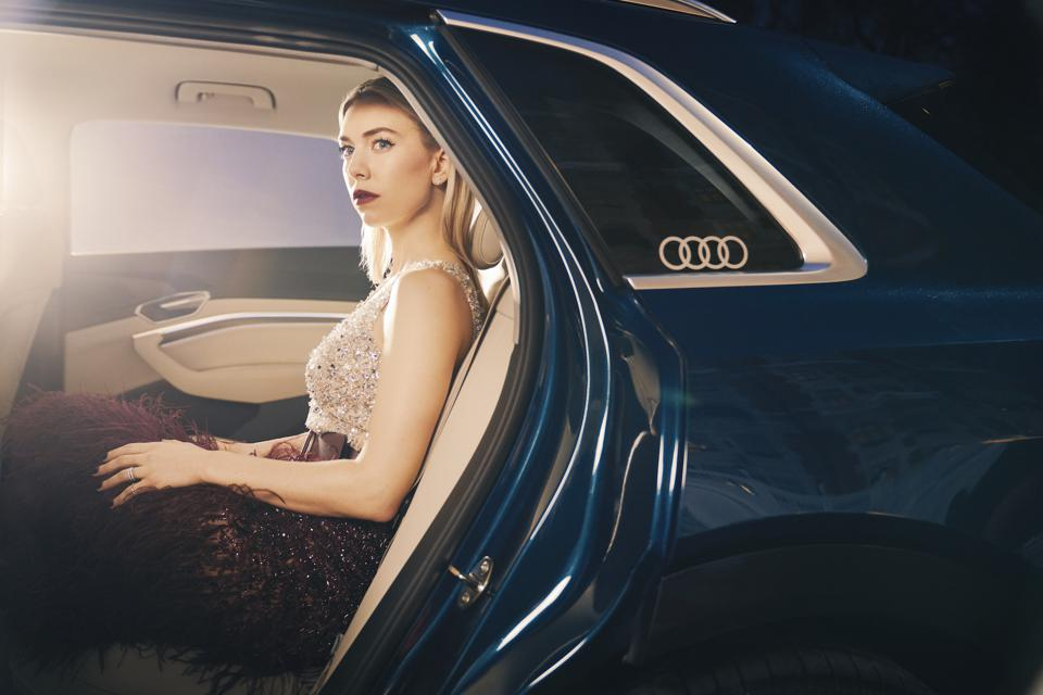 Vanessa Kirby offers her BAFTA predictions for Audi