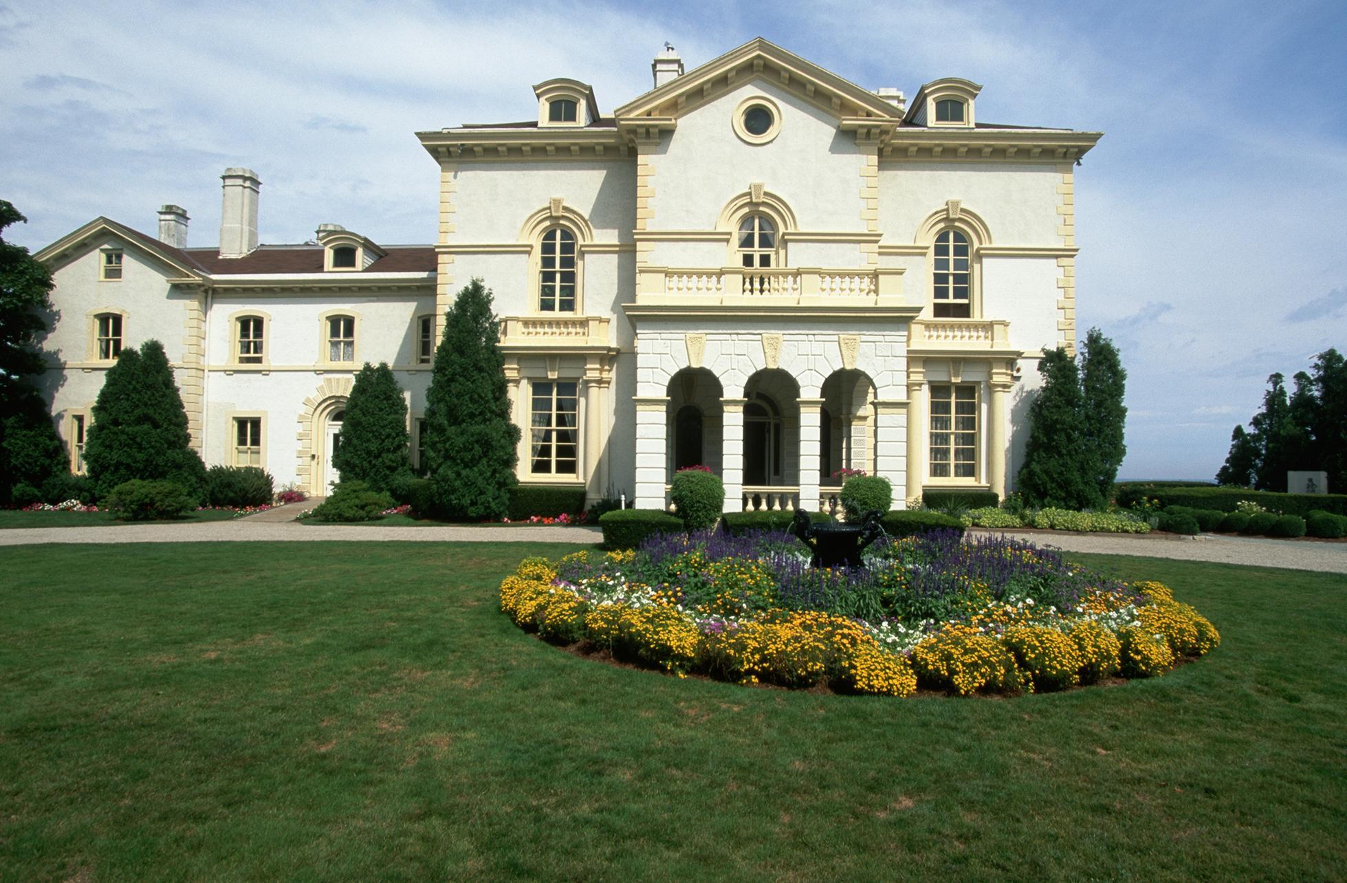 Astor's Beechwood Mansion