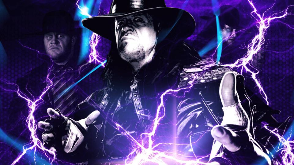 WWE NFT Featuring The Undertaker