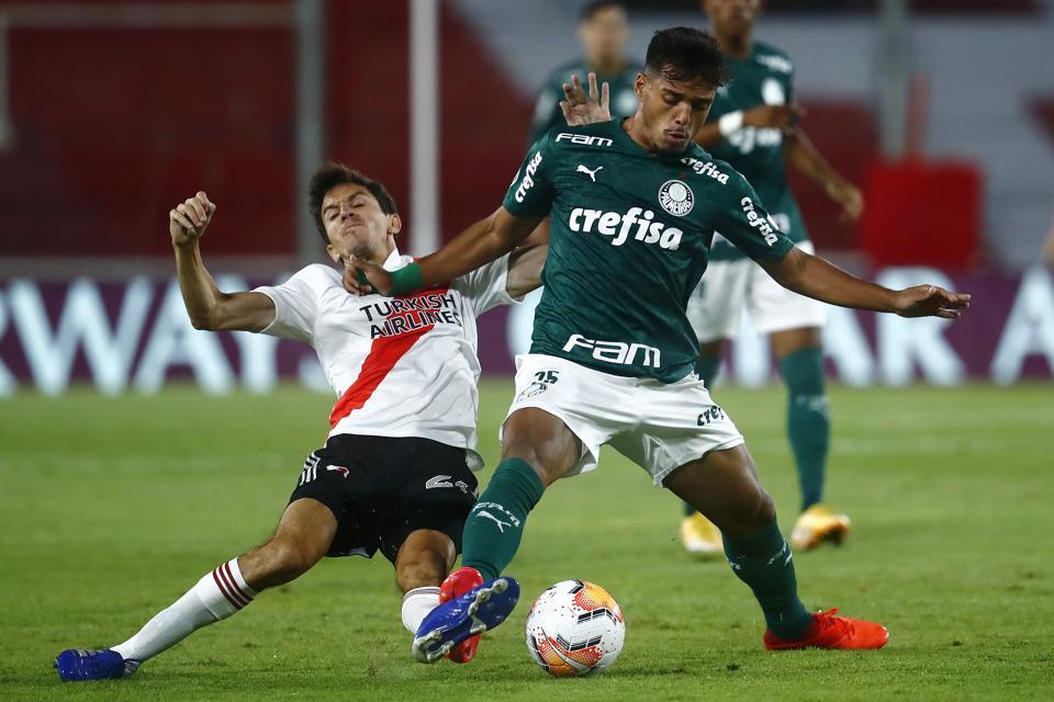 River Plate - Palmeiras - Taça Libertadores 2020