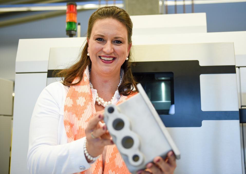 Deutsche Bahn uses 3D printing for maintainance work