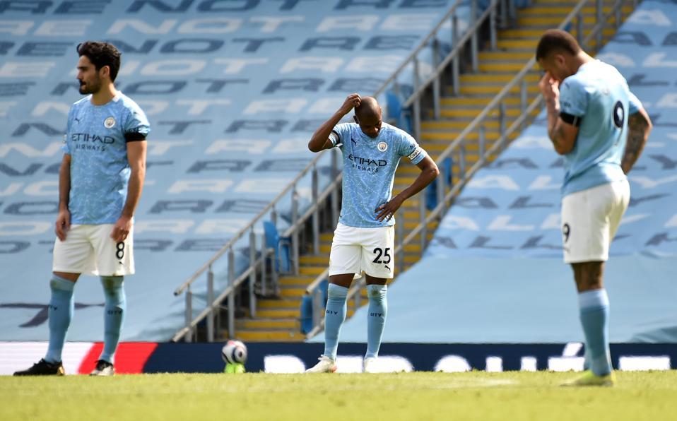 Manchester City v Leeds United - Premier League