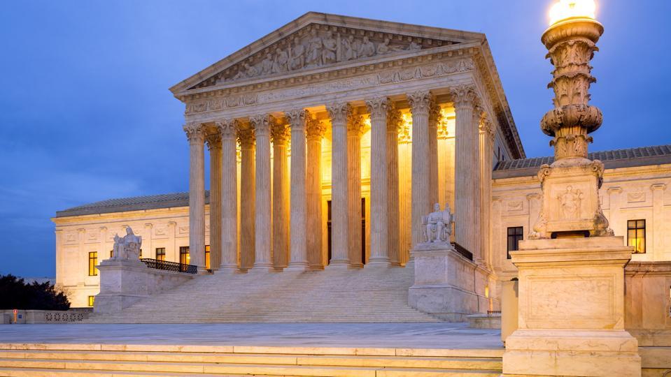 United States Supreme Court Building, Washington DC, America