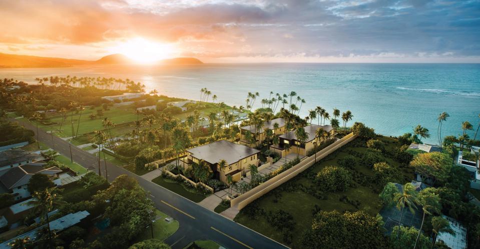 Kahala Beachfront Development Opportunity  4607 Kahala Avenue - Oahu, Hawaii
