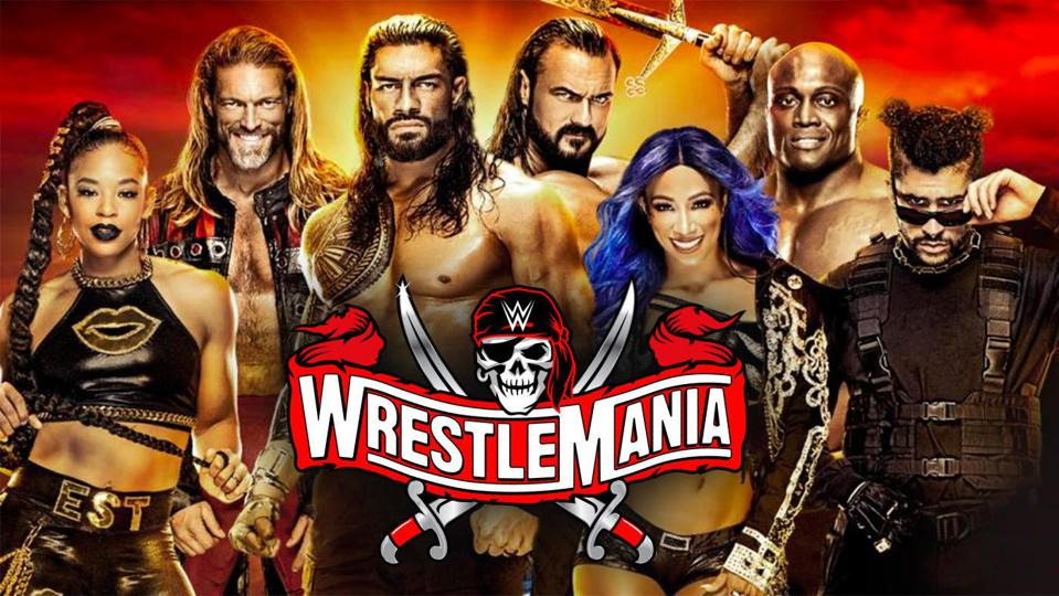 WrestleMania 37 results, winners, news and notes