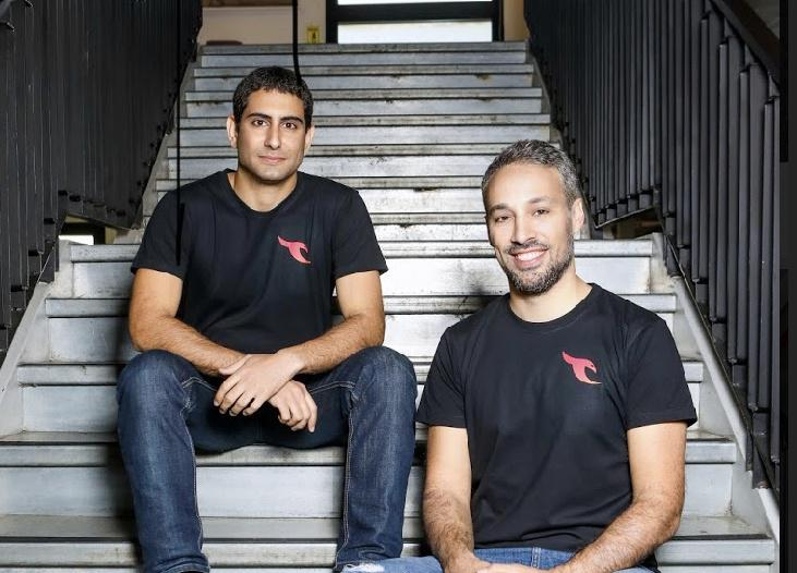Cofounder and CEO of Talon, Ofer Ben-Noon and cofounder Ohad Bobrov.
