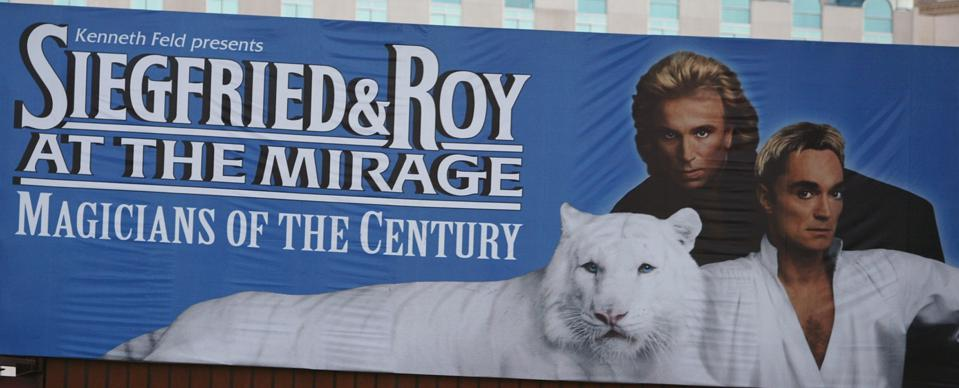 Magician Roy Horn Critically Ill After Tiger Attack At The Mirage Hotel