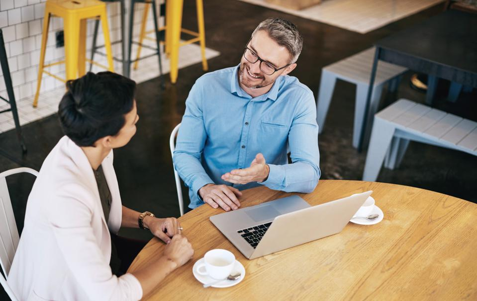 How to network so it's not obvious you need something