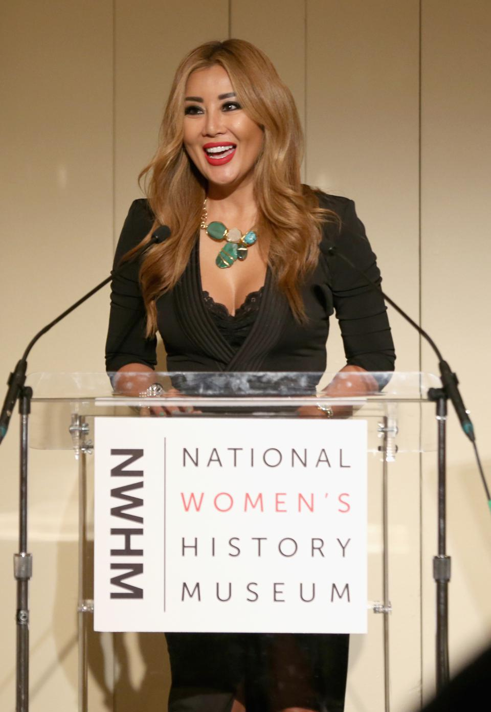 National Women's History Museum 5th Annual Women Making History Brunch Presented By Glamour And Lifeway Foods