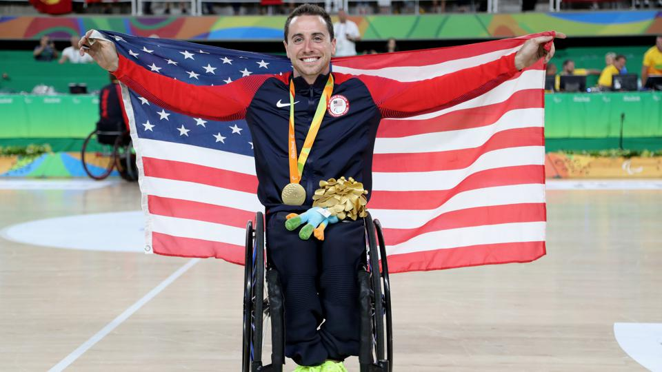 USA gets the gold