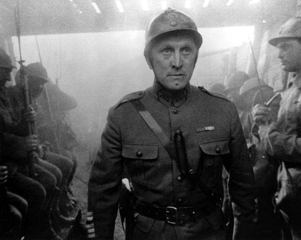 How Kirk Douglas Made A Better World War I Film Than '1917'