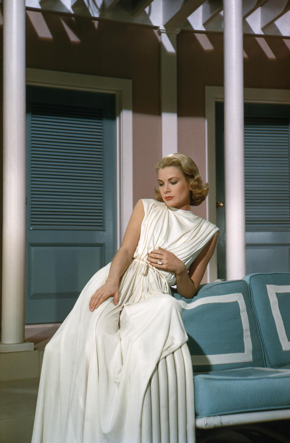 On the Set of ″High Society″