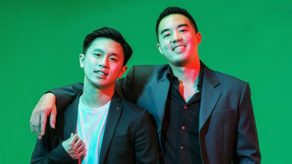 Martin Reyhan Suryohusodo and Joseph Alexander Ananto, cofounders of Otoklix.
