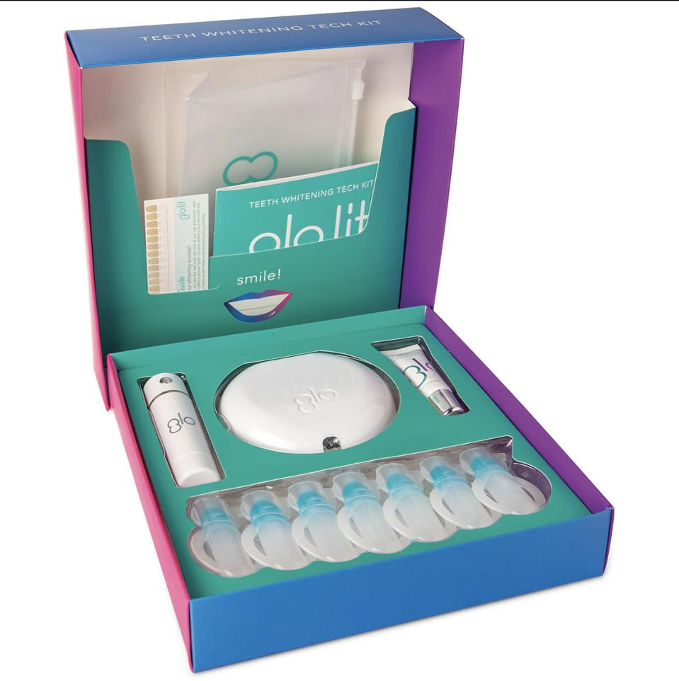 Glo Science Glo Lit At-Home Teeth Whitening Device Kit