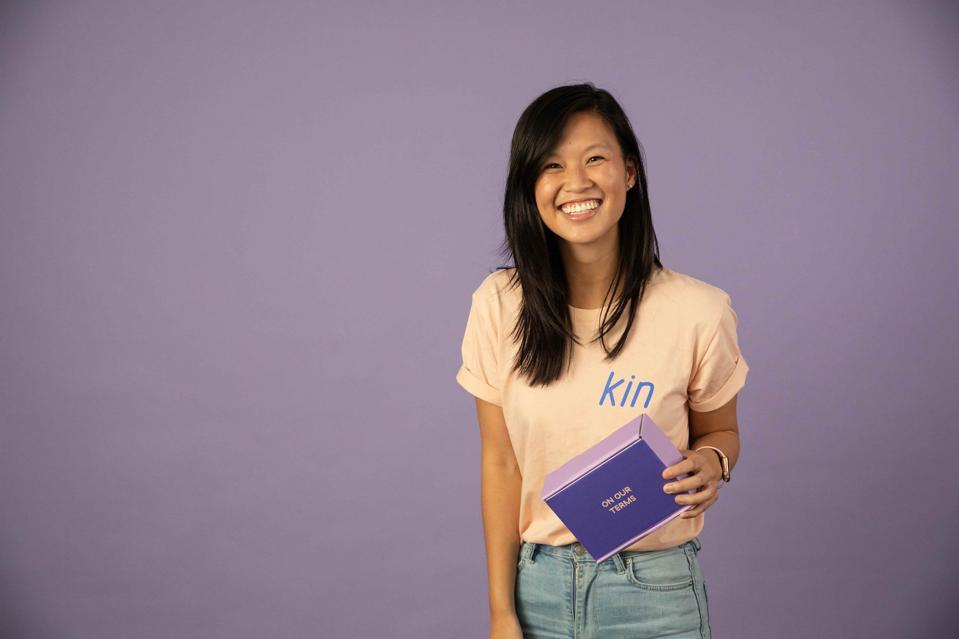 Kin Fertilityの創始者Nicole Liu。