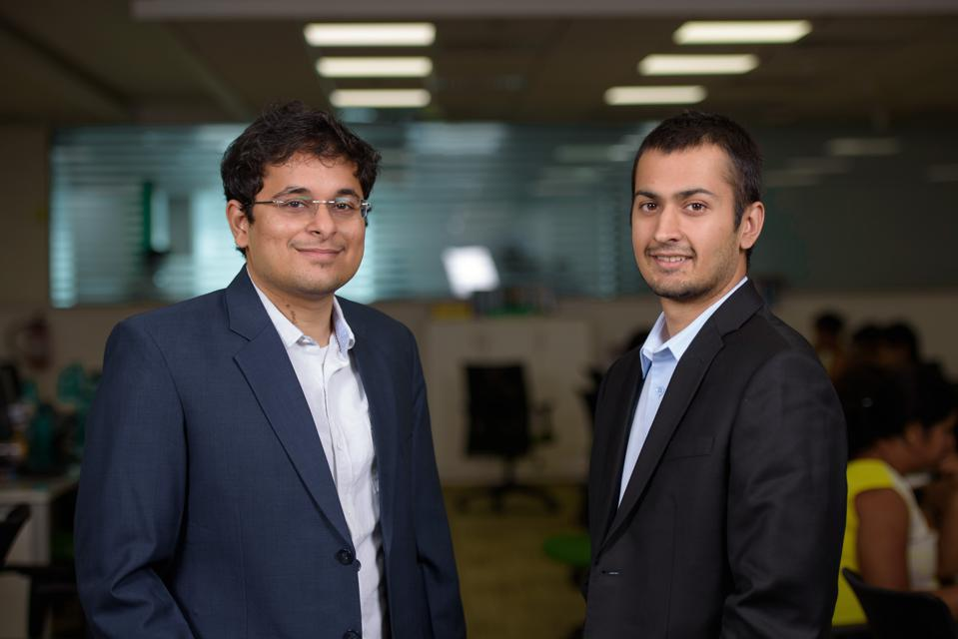 Tushar Mehndiratta and Ankush Aggarwal, cofounders of Avail Finance.