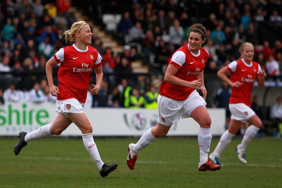 Chelsea Ladies FC v Arsenal Ladies FC - The FA WSL