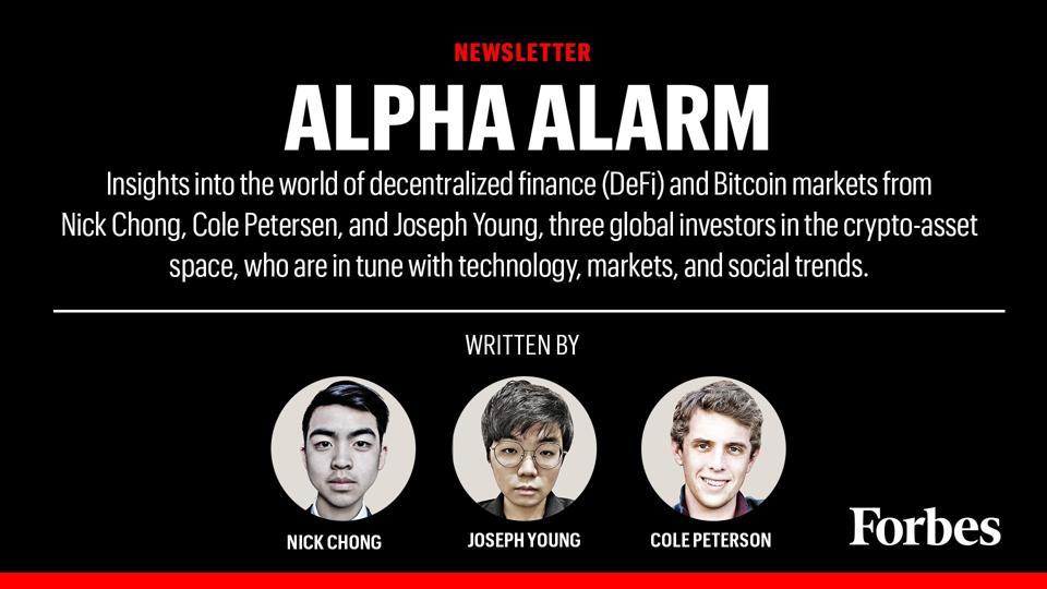 Alpha Alarm, Forbes