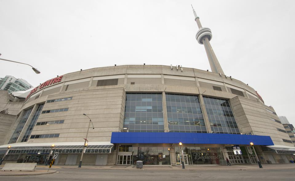 Rogers Centre, home to the...