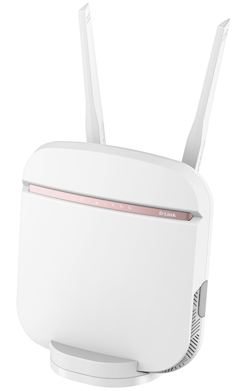 Right view of D-Link DWR-978 5G router