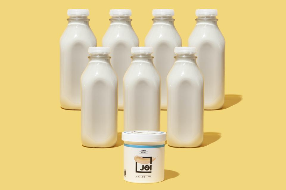 JOI aims to make concentrate the norm for plant-based dairy consumers.