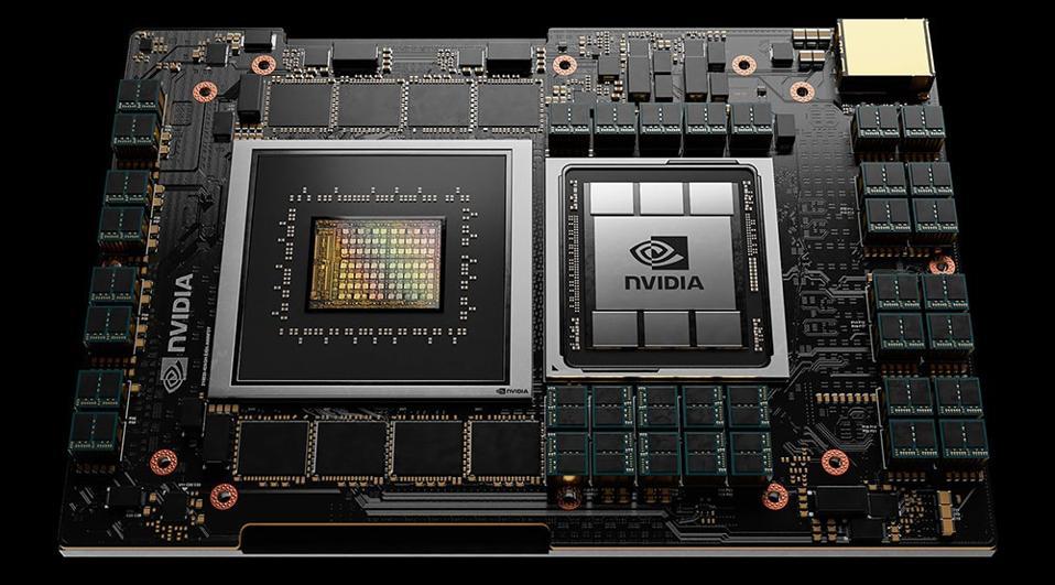 NVIDIA Grace CPU Module