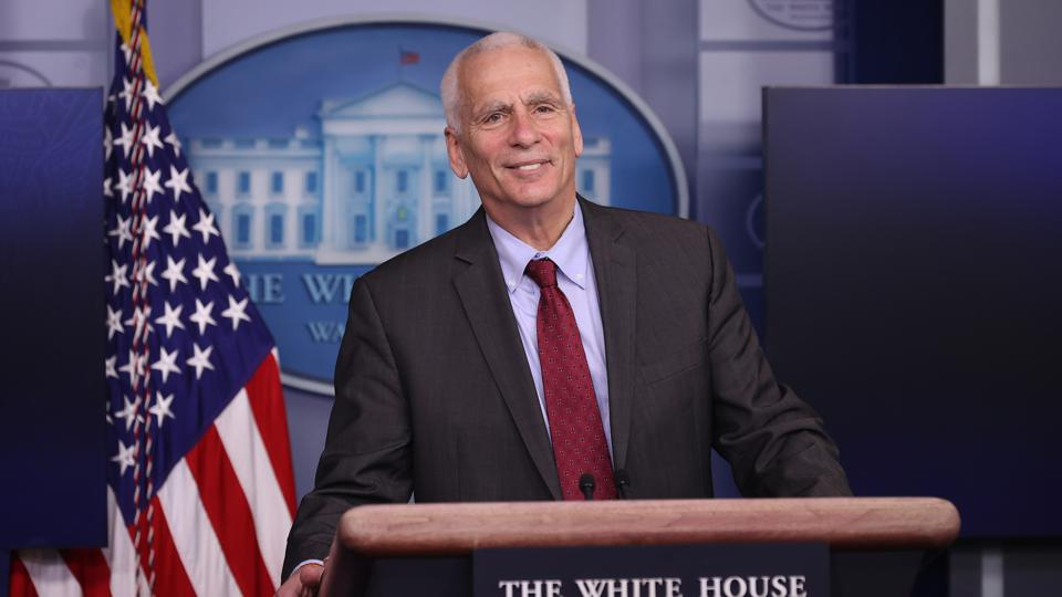 Council Of Economic Advisers Member Jared Bernstein Joins White House Press Secretary Jen Psaki For Daily Briefing