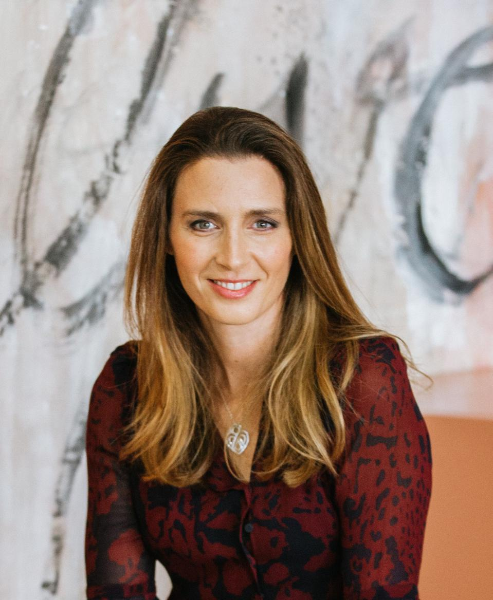 Anne-Sophie Stock has been working with Veuve Clicquot for a decade