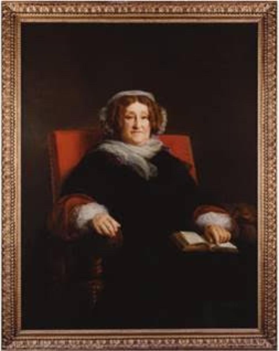The pioneering Madame Clicquot