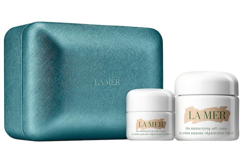 La Mer The Nourishing Hydration Duet Face Cream Set (Limited Edition)