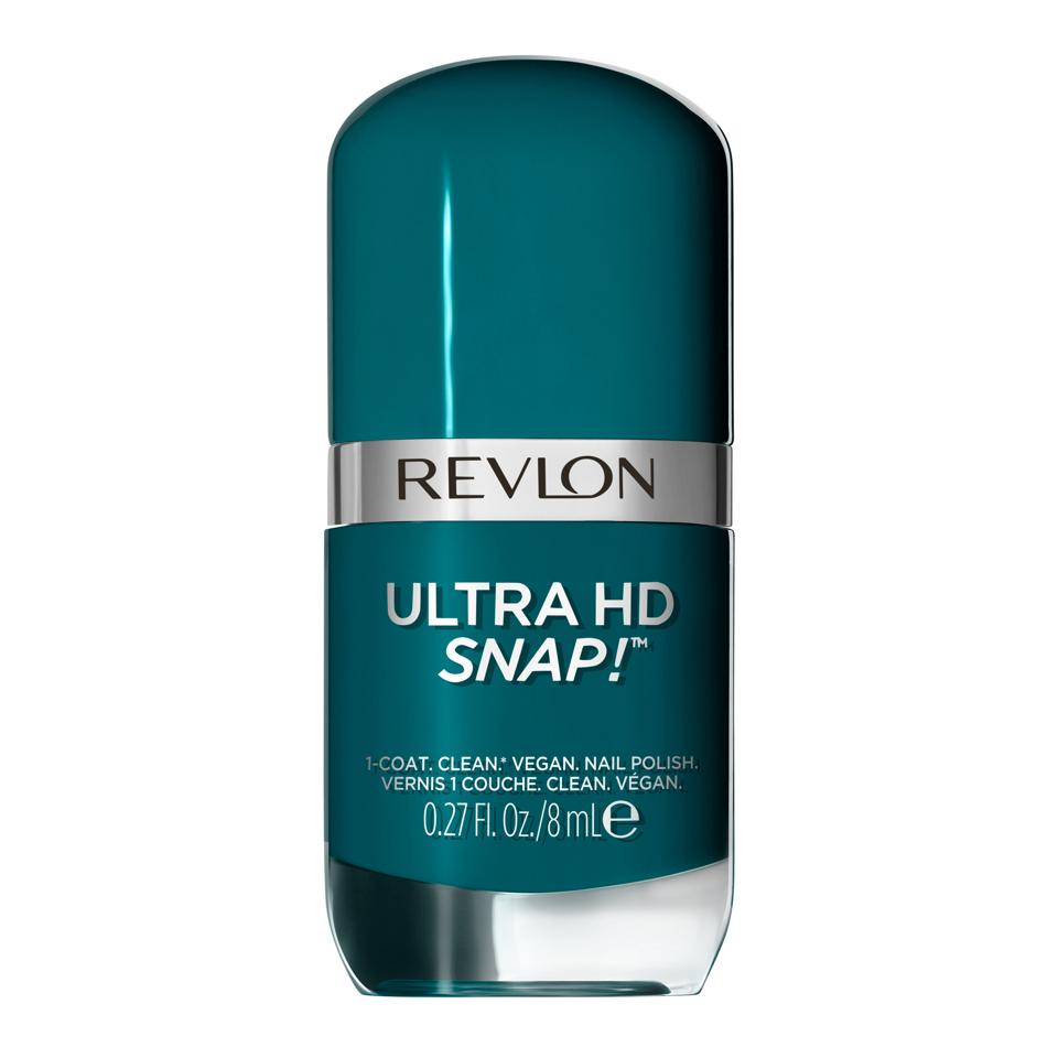 The Best Non Toxic Nail Polish: Revlon Ultra HD Snap Nail Colors, Natural Rich Glossy Nail Polish, 100% Vegan Formula, No Base and Top Coat Needed - 023 Daredevil - Walmart.com - Walmart.com