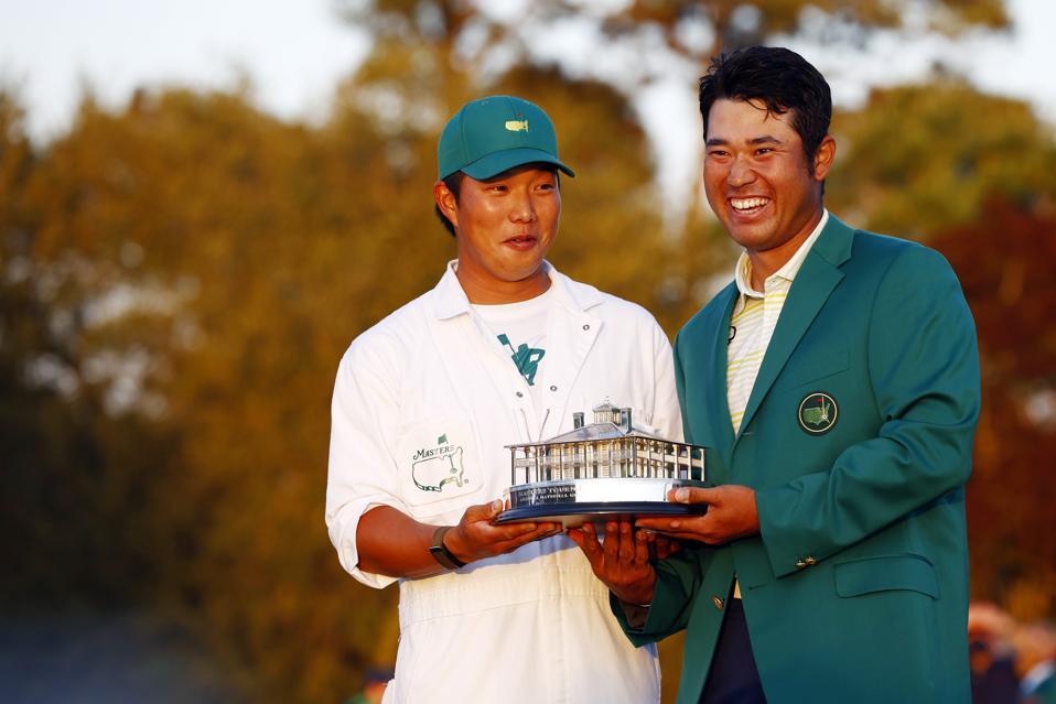 The Masters, Hideki Matsuyama, gol, sponsorships