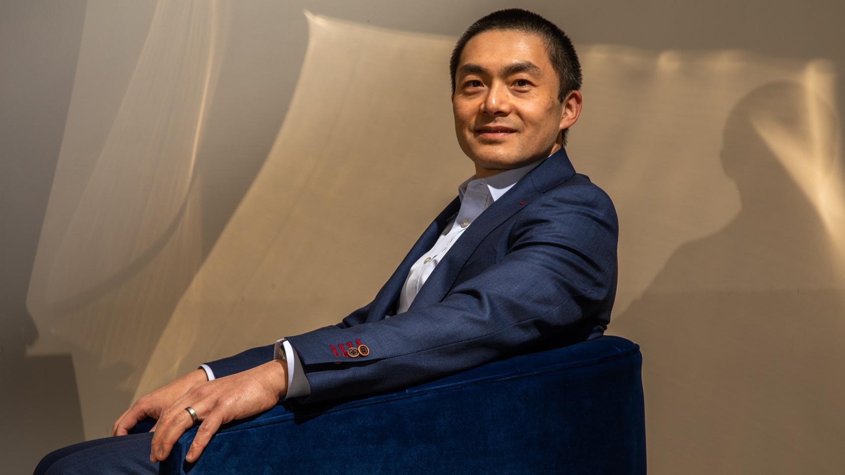 Sequoia partner Alfred Lin atop the Midas List in 2021.