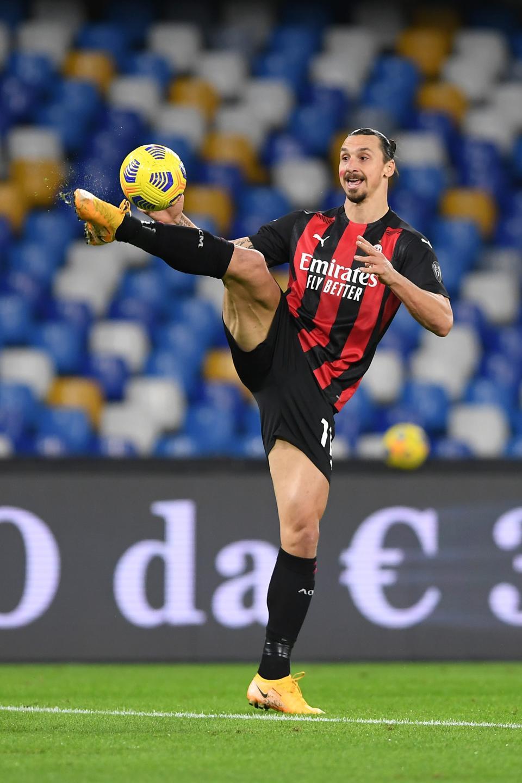 Napoli x Milan - Serie A italiana