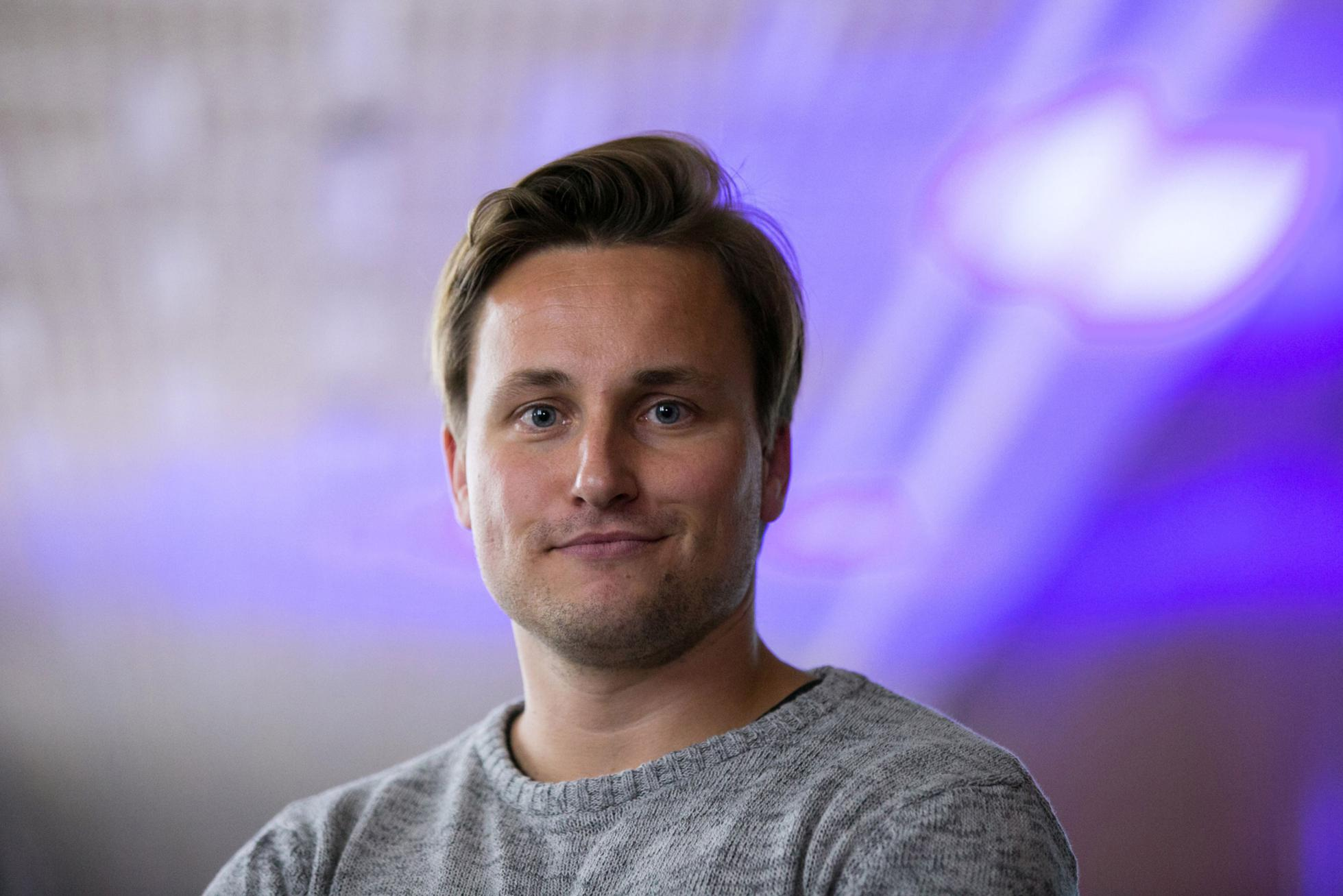 HelloFresh AG Chief Executive Officer Dominik Richter Interview At Tech Open Air Festival