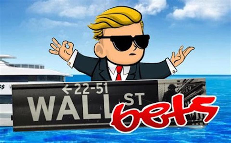 Wall Street Bets MisInformation