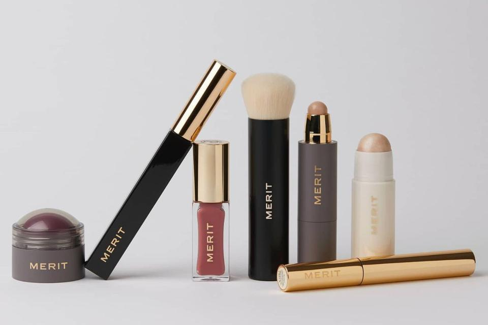 Merit beauty products