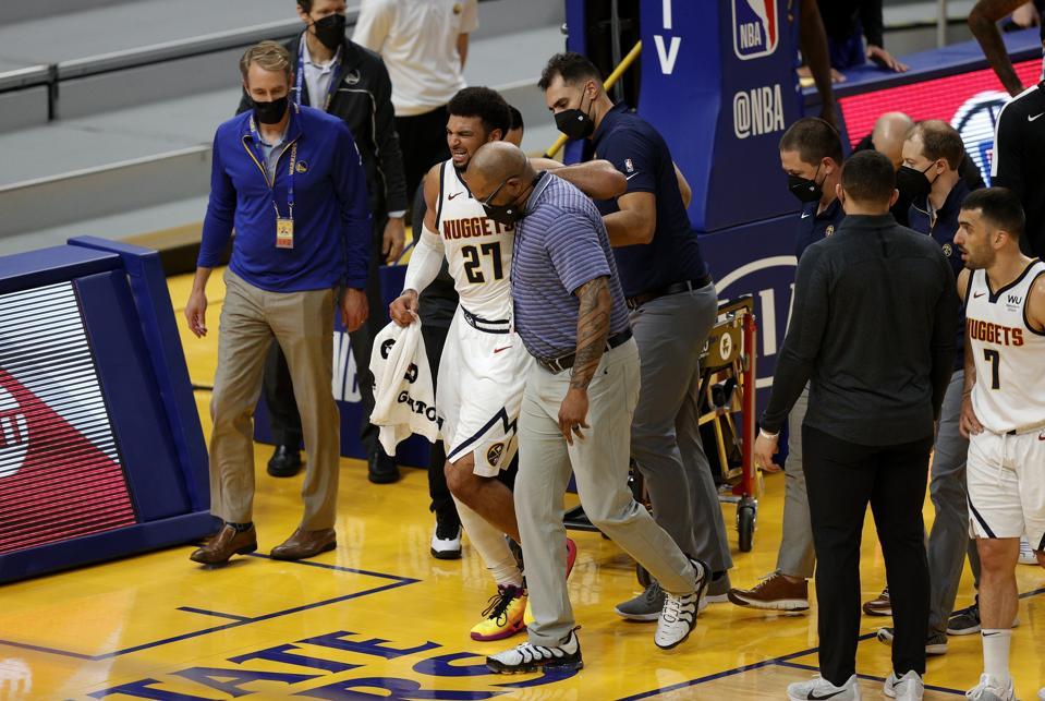 Denver Nuggets v Golden State Warriors