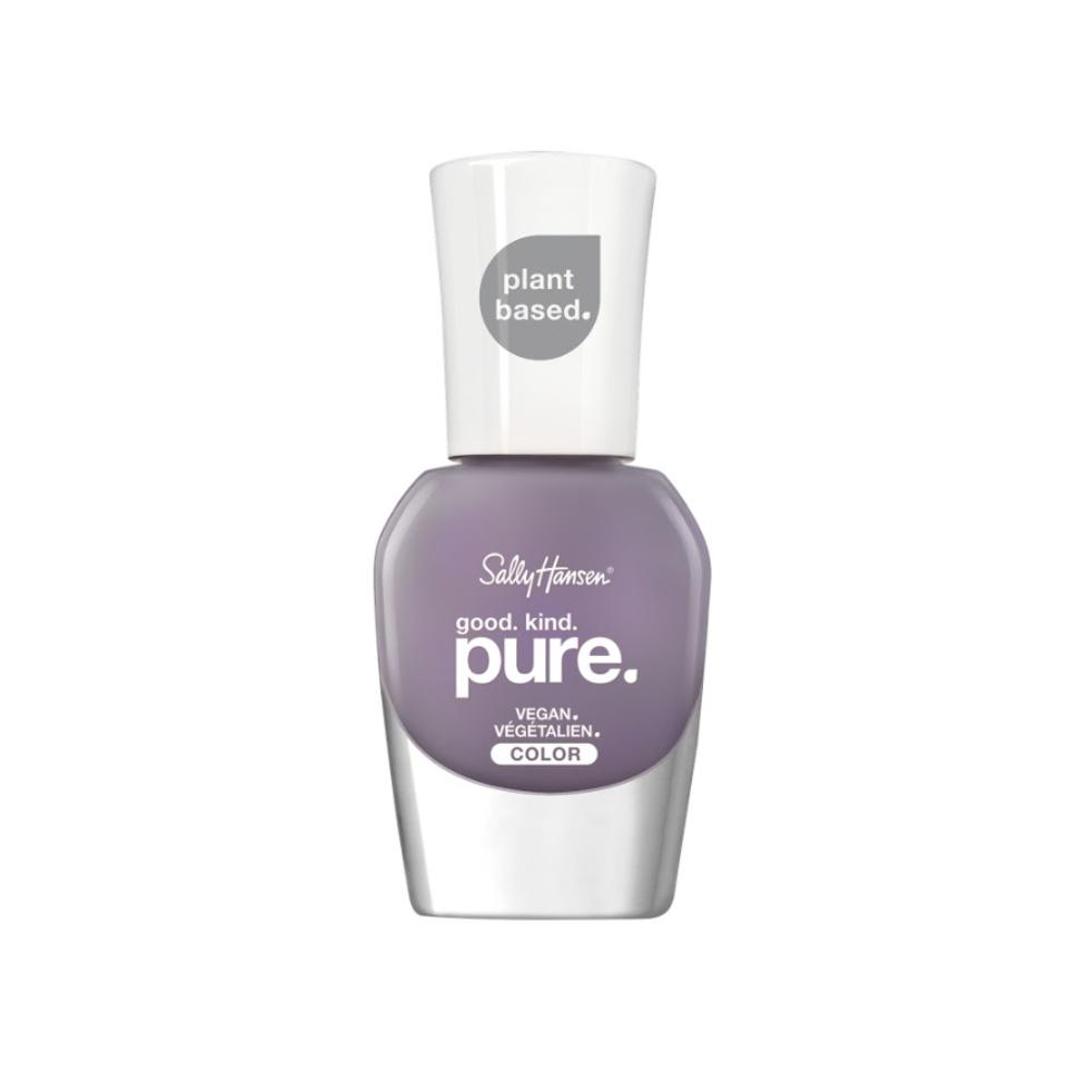The Best Non Toxic Nail Polishes: Sally Hansen good. kind. pure.