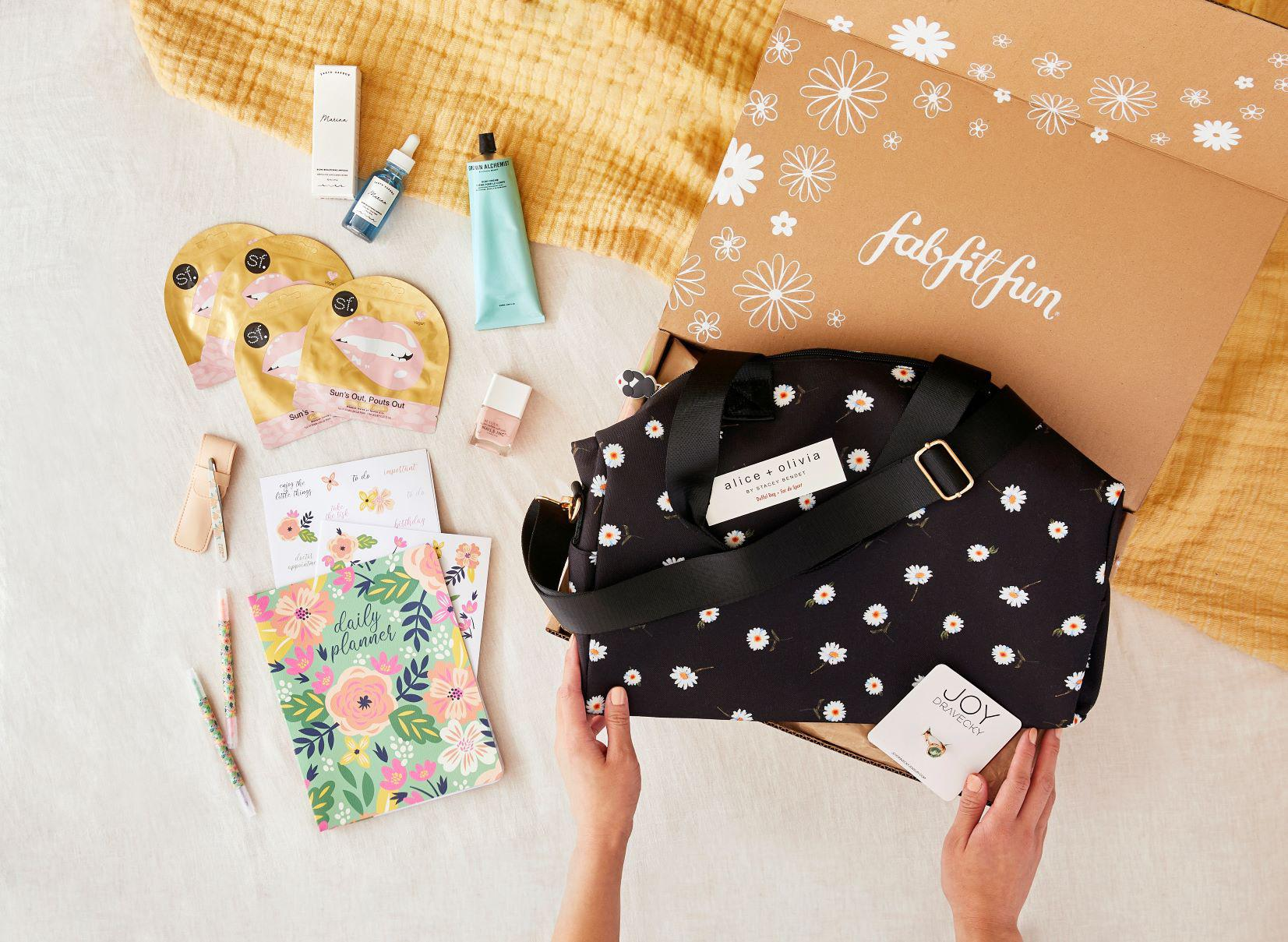 FabFitFun seasonal box